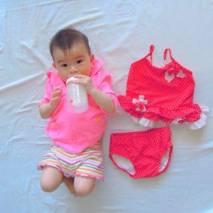 ハワイ赤ちゃん服装