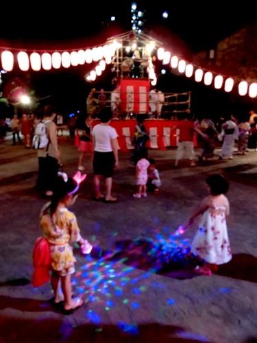 港区 盆踊り