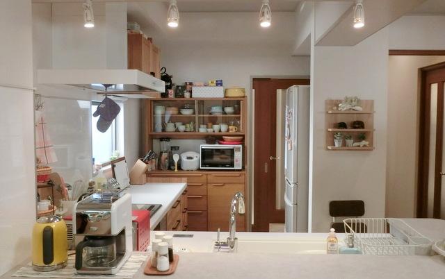松嶋菜々子 キッチン