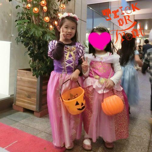 ハロウィン オーロラ姫