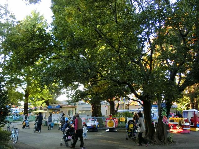 井の頭公園 遊園地