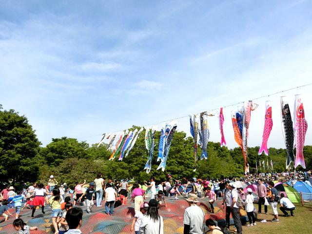 GW「ふなばしアンデルセン公園」混雑は?午後から満喫してきました♪